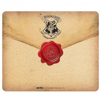 Harry Potter - Podložka pod myš - Bradavice dopis