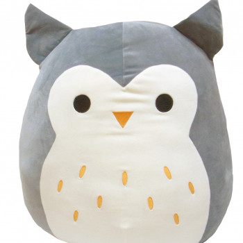 Squishmallows Sova Hoot