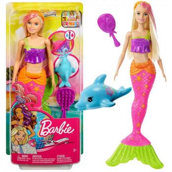 Barbie mořská víla Barbie