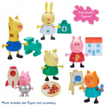 Prasátko Peppa figurky s doplňky série II