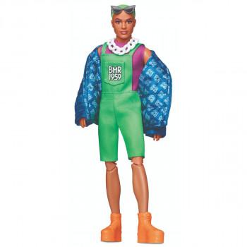 Mattel Barbie BMR 1959 Ken se zelenými vlasy módní deluxe