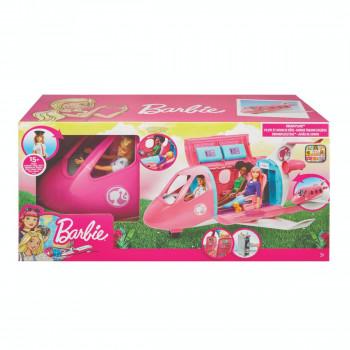 Barbie LETADLO SNŮ S PILOTKOU