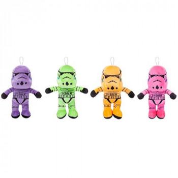 Neonový plyšový Storm Trooper 20 cm