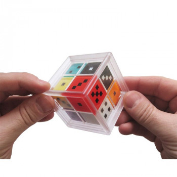 RECENTTOYS Checker Cube