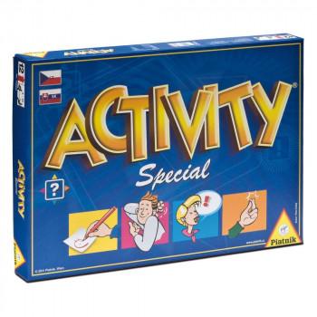 Activity Special párty hra