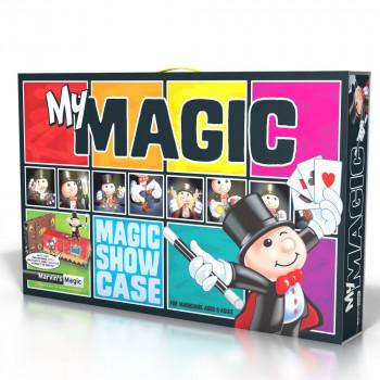 Triky z kouzelného kufříku od MARVIN´S MAGIC