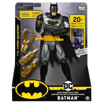 Spin Master Batman s efekty a akčním páskem 30 cm