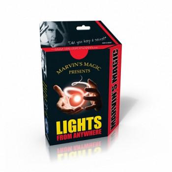 Světelné triky od MARVIN'S MAGIC -  pro dospěláky