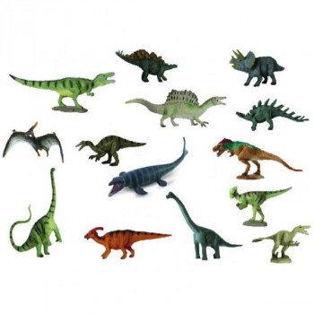 Dinosauři – mini set 14ks