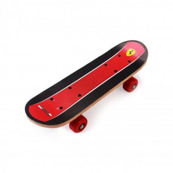 Mini Skateboard Ferrari červený - 43cm
