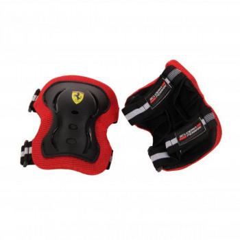 Chrániče Ferrari – černé M