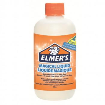 ELMER´S Magical Liquid - aktivátor k výrobě slizu, 259 ml