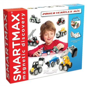 SmartMax - mix vozidel - 25 ks