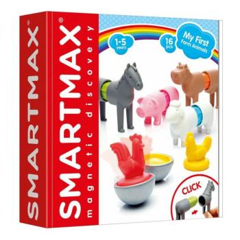 SmartMax - Moje první zvířátka z farmy - 16 ks
