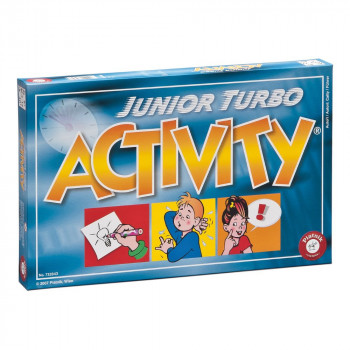 Activity JUNIOR TURBO (CZ,SK)