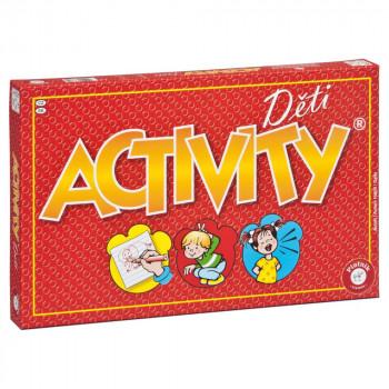 Activity Děti (CZ,SK)
