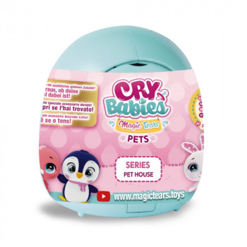CRY BABIES MAGIC TEARS magické slzy mazlíčci série 1