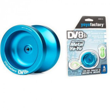 YoyoFactory DV888 modré