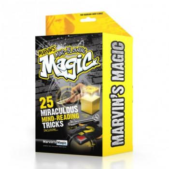 25 zázračných triků pro čtení mysle od MARVIN'S MAGIC