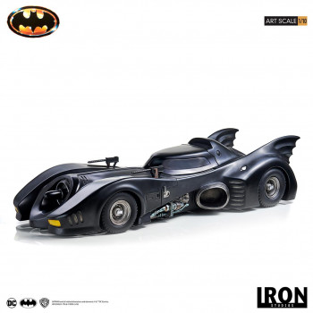 Batmobile Art Scale 1/10 - REGULAR