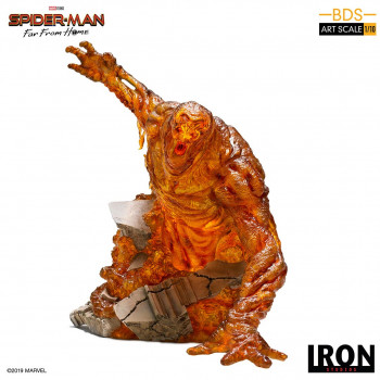 FFH Molten Man 1/10 art scale