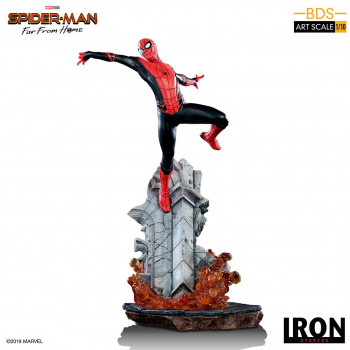 FFH Spider-man 1/10 art scale