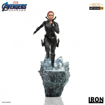 Black Widow BDS Art Scale 1/10 - Avengers: Endgame
