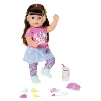 Starší sestřička BABY born Soft Touch brunetka, 43 cm