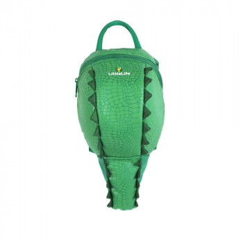 Animal Toddler Backpack, crocodile