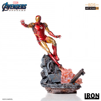 Iron Man Mark LXXXV BDS Art Scale 1/10 - Avengers: Endgame