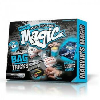 Skvělý batoh plný triků od MARVIN'S MAGIC