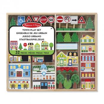 Dřevěné město
