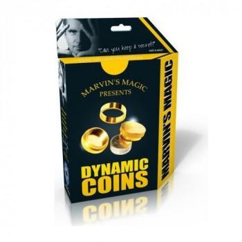 Dynamické mince od MARVIN'S MAGIC