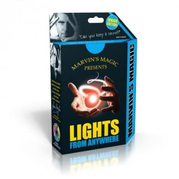 Světelné triky od MARVIN'S MAGIC -  pro juniory