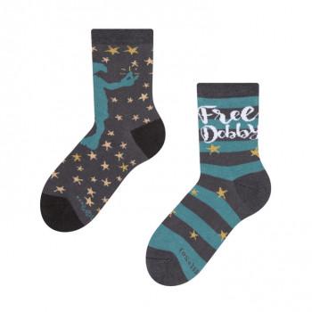 Dětské veselé ponožky Harry Potter ™ Dobby je volný 27-30