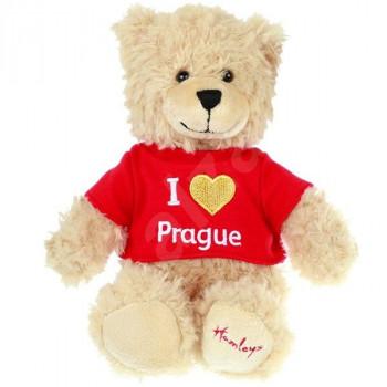 Hamleys plyšák - méďa I Love Prague