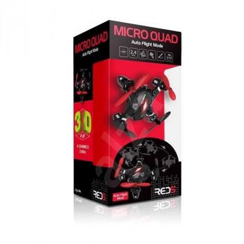 Micro Quadcopter V2 - černý