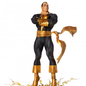 Black Adam Art Scale 1/10