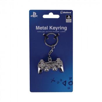 PLAYSTATION - 3D Metal Keyring