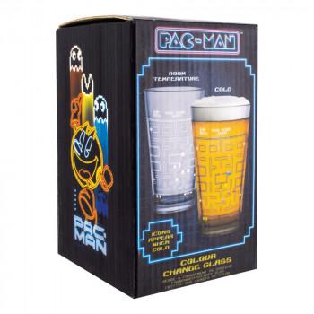 Pac Man Colour Change Glass V2