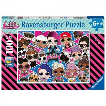 Ravensburger puzzle L.O.L 100 XXL dílků