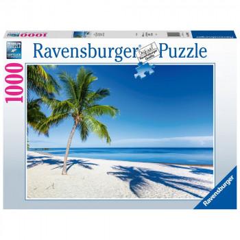 Ravensburger puzzle Pláž 1000 dílků