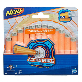 NERF Nstrike Accustrike náhradní šipky 12 ks