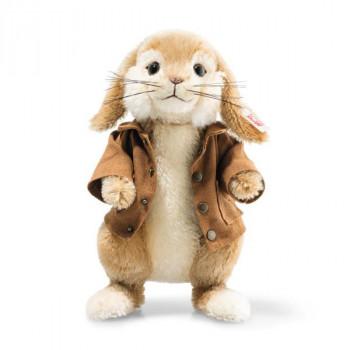 Benjamin Bunny 26 moh. hnědý/krémový