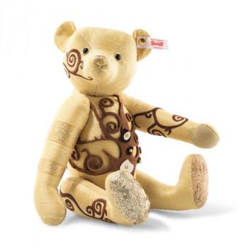 Designer's Choice Gustav Teddy bear, gol