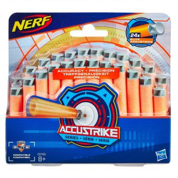 NERF Nstrike Accustrike náhradní šipky 24 ks