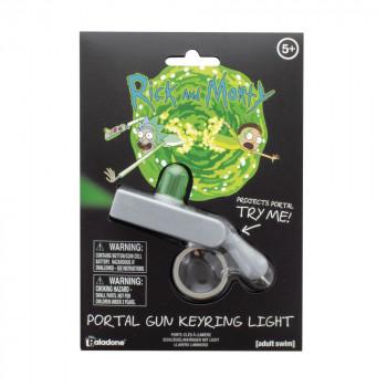 Portal Gun Keyring Light