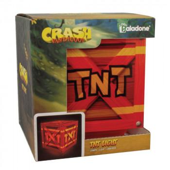 Crash Bandicoot TNT Light V2 BDP