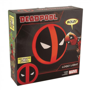 Deadpool Logo Light BDP