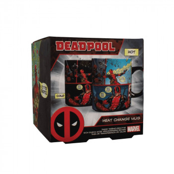 Deadpool Heat Change Mug